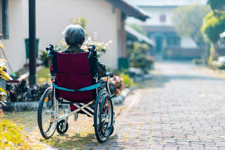 mobility aid for seniors