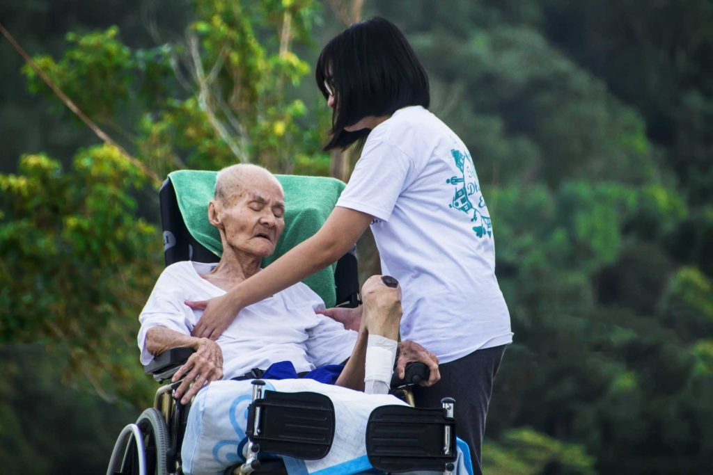 Caregiving for Seniors