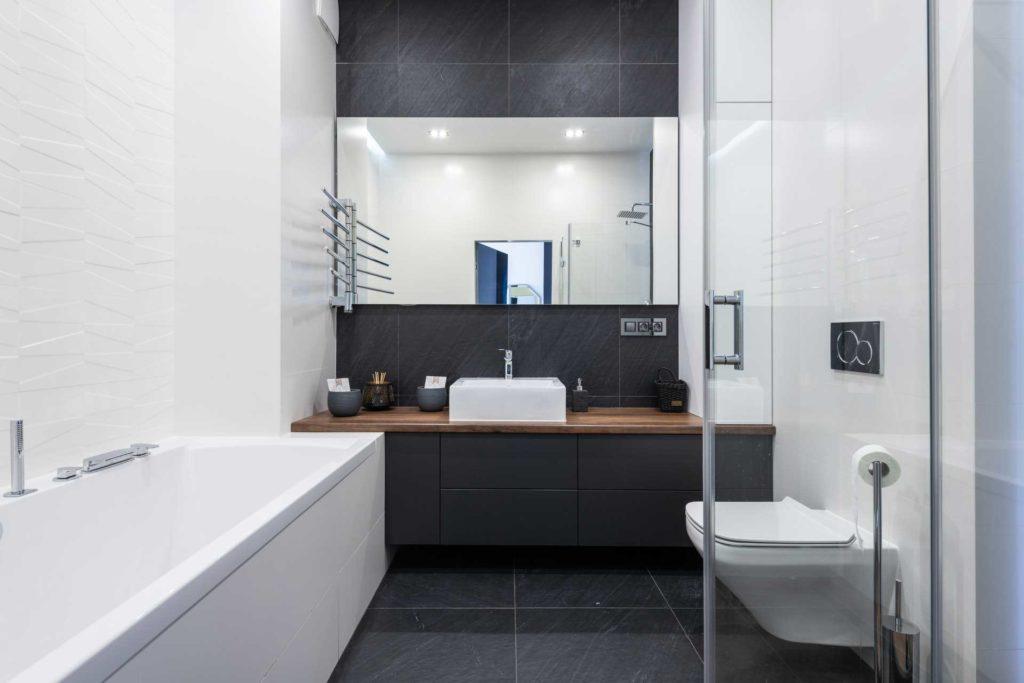 Walk-In Jacuzzi Tub-Shower Combo for Seniors